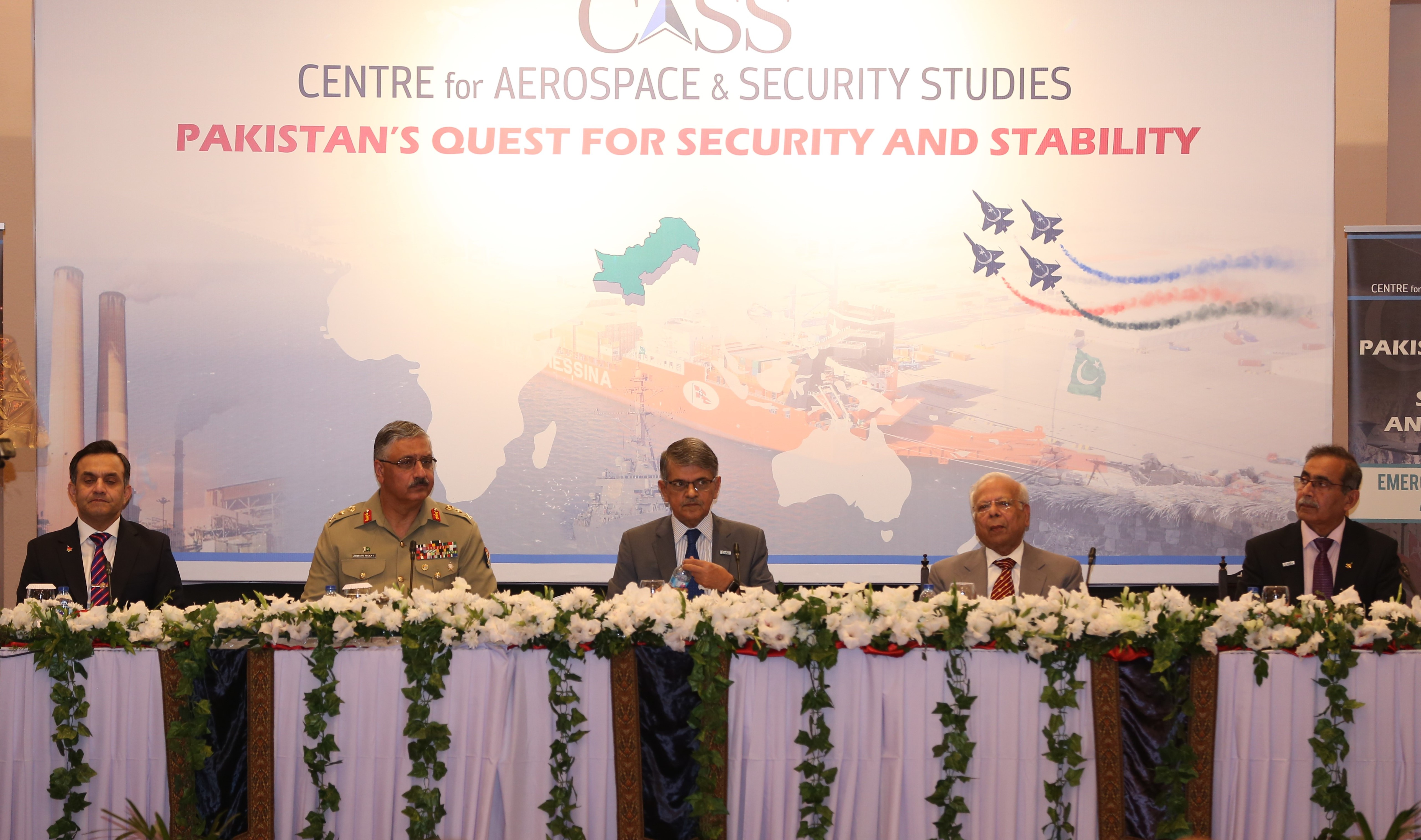 Pakistan's Quest For Security And Stability