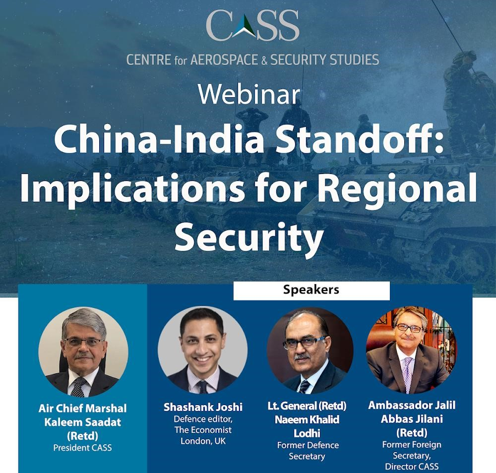 China-India Standoff: Implications for Regional Security