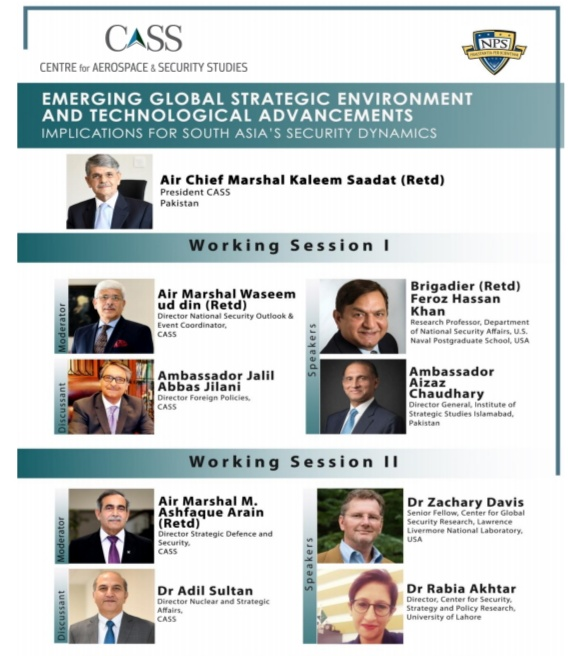Emerging Global Strategic Environment & Technological Advancements