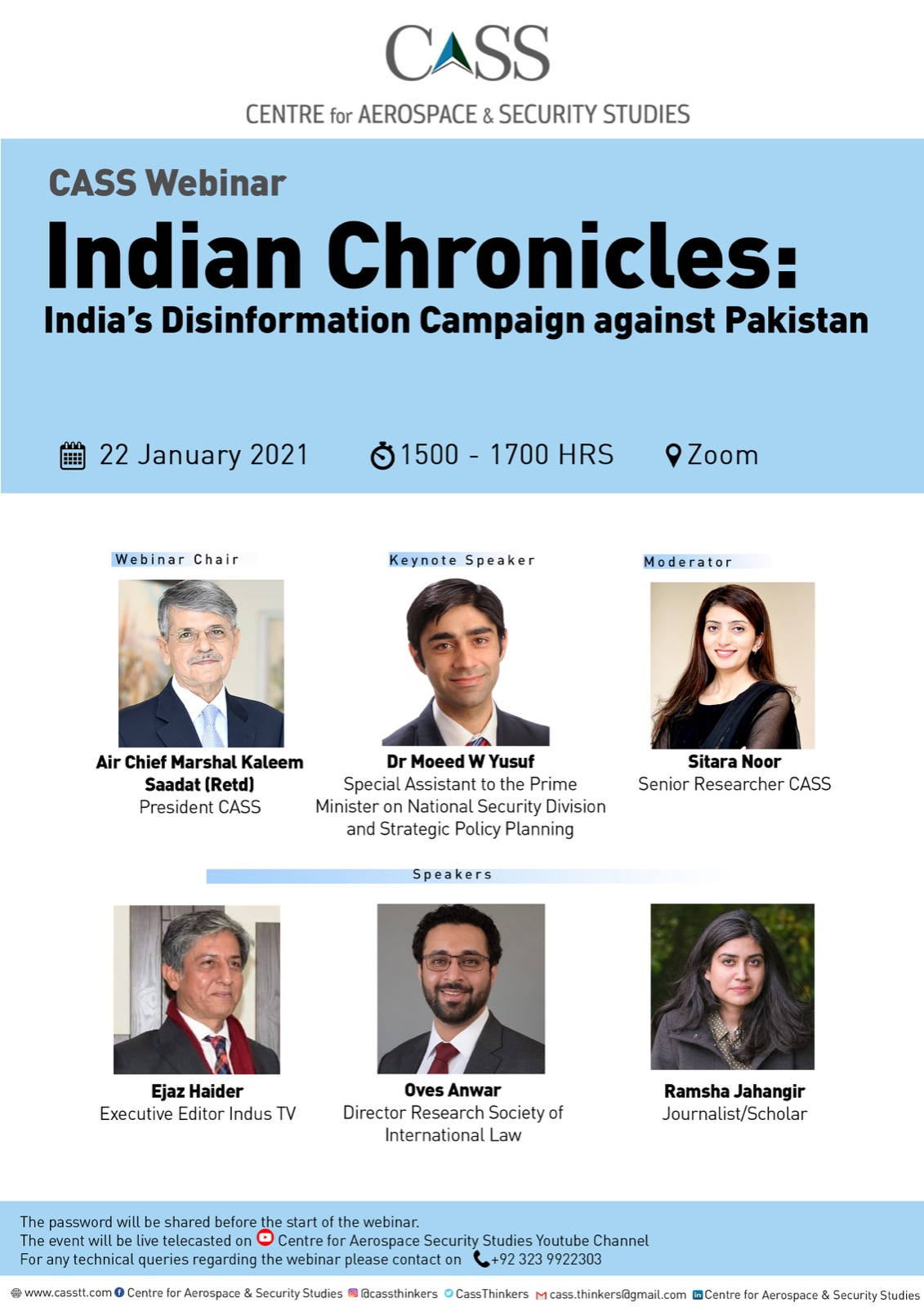 Indian Chronicles: India's Disinformation Campaign Against Pakistan