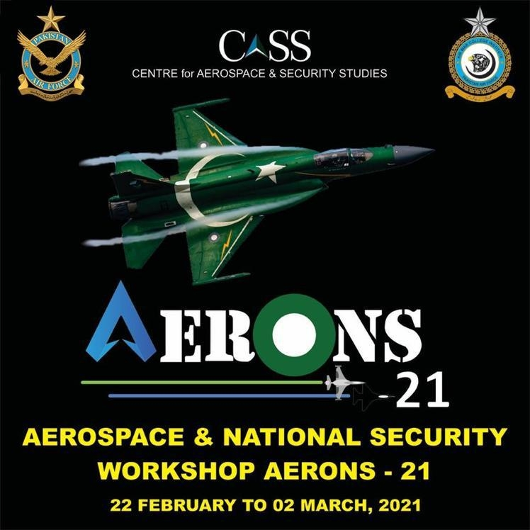 Aerospace & National Security Workshop AERONS-21