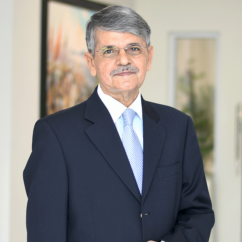 Air Chief Marshal Kaleem Saadat (Retd)