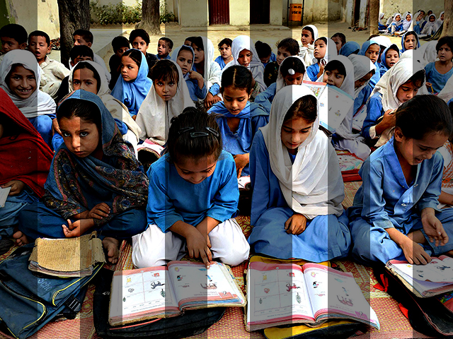 Education in Pakistan: A Case of Neglect