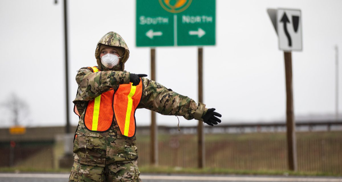 Armed Forces and Pandemics