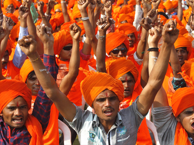How the Indian hardliners benefit Pakistan