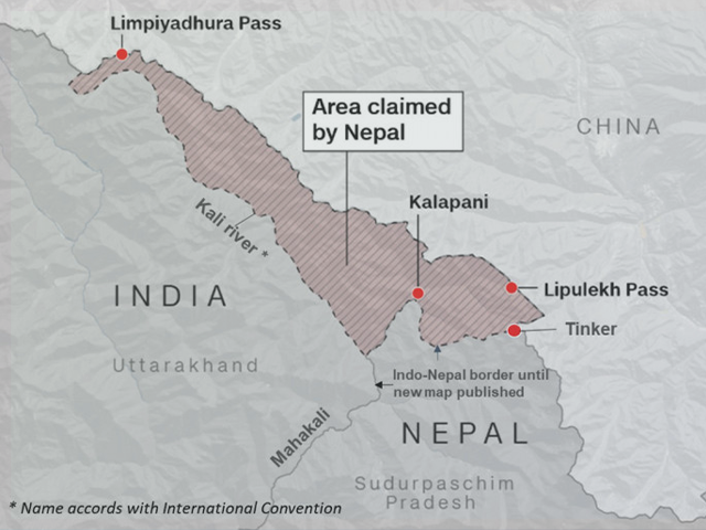 Indo-Nepal Tiff: Why are the Two Brothers Fighting?