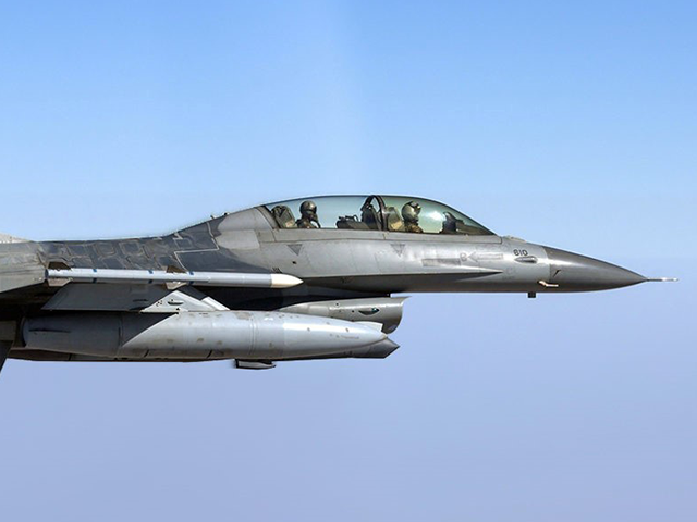 India and the US-Pakistan F-16 Agreement
