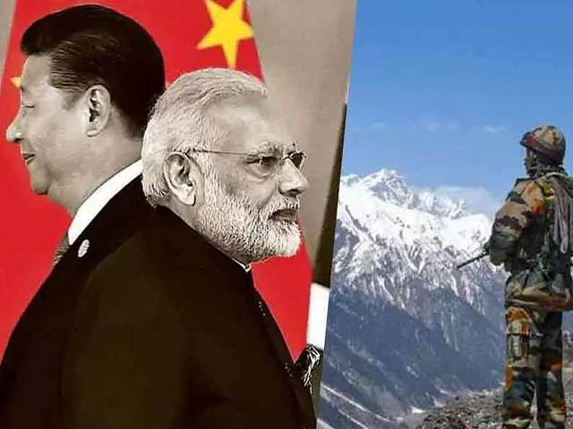 An Argument on Sino-India Conflict