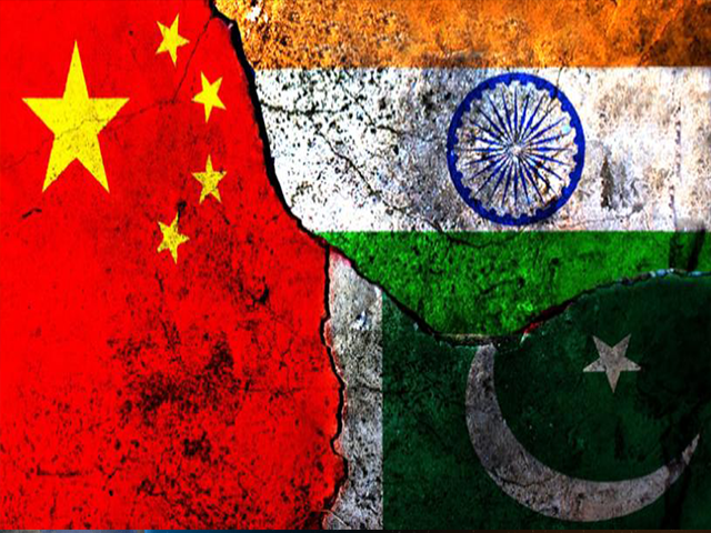 India-China border dispute has implications for Pakistan and region