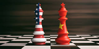 On Strategic Competition between China and US