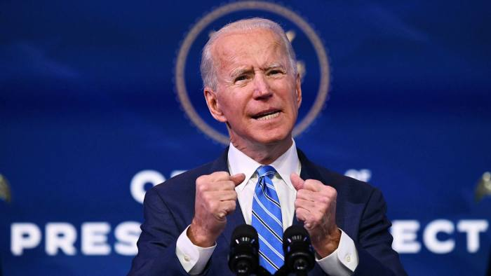 Can Biden Repair American Power?