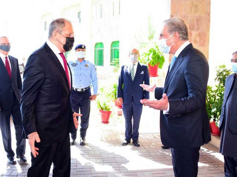 Russian Foreign Minister's Pakistan Visit: Revamping Lost Ties