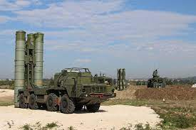 Russia Eyes the S-500 Air Defense System
