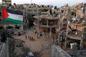 The Israel-Palestine Conflict: A Commentary on Israel's War Crimes