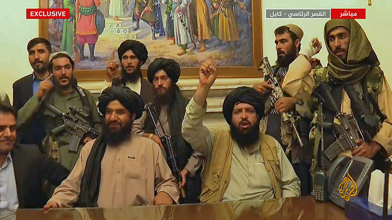 Taliban here and Across the Khyber