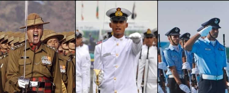 Rivalries in the Indian Armed Forces