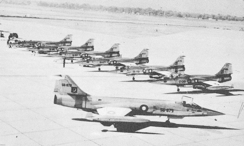 Pakistan Air Force in the 1965 War – An Episode of Invincibility
