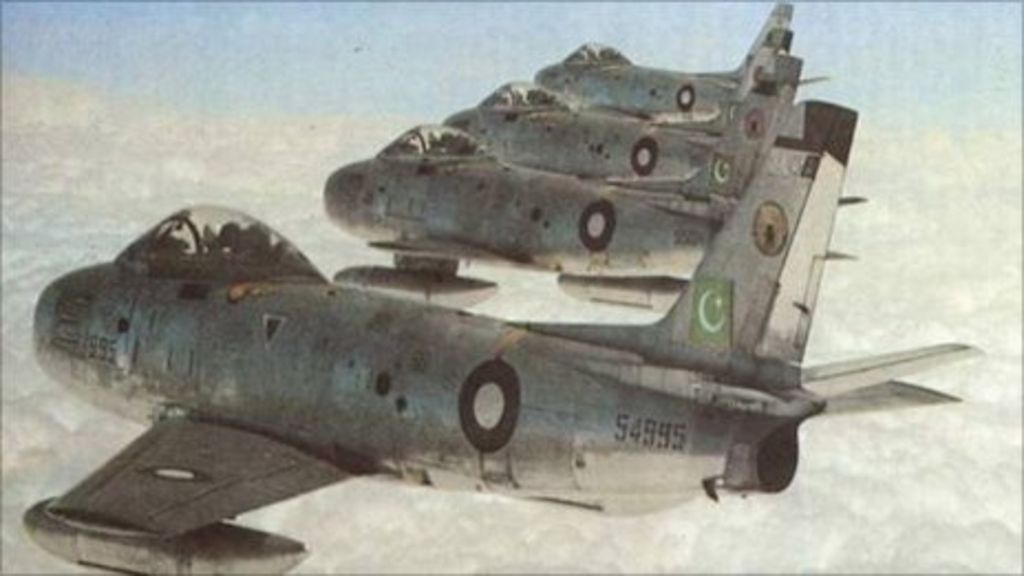 1965 War with India: PAF's Fearless Warriors in the Sky