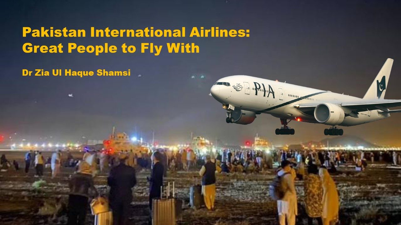 Pakistan International Airlines: Great People to Fly With