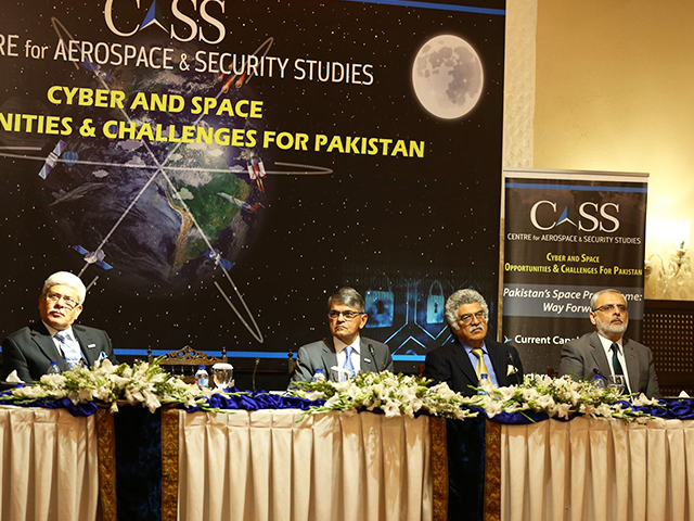 Conference on Cyber and Space - Opportunities & Challenges for Pakistan