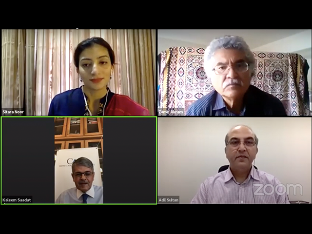 Webinar on Nuclear South Asia: Challenges and Prospects