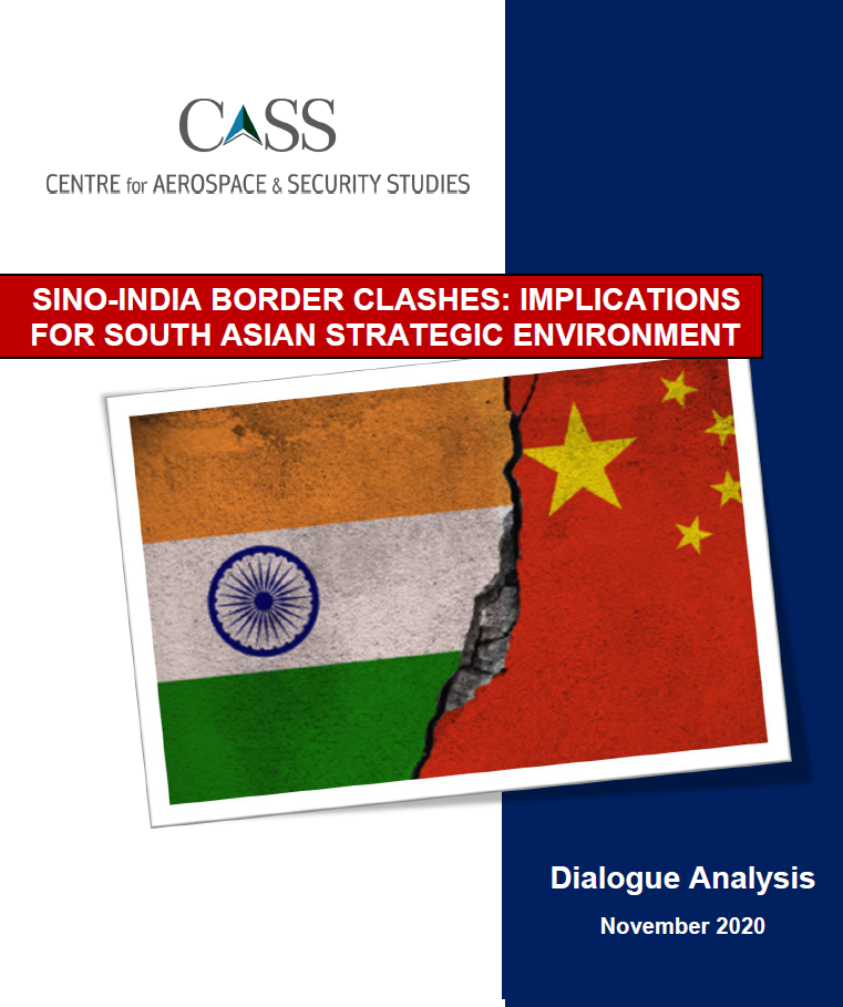 Sino-India Border Clashes: Implications for South Asian  Strategic  Environment