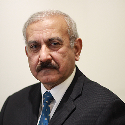 Air Mshl Javaid Ahmed (Retd)