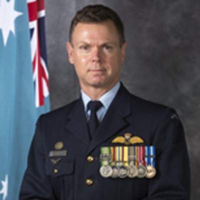 Gp Capt Lyle Holt