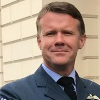 Air Cdre Simon Edwards
